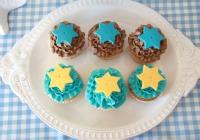 Cupcakes temática el mar