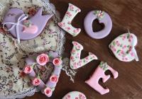 Galletas de enamorados