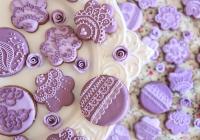 Galletas Mesa Dulce Violetas