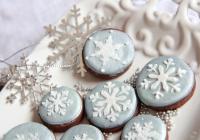 Galletas de navidad con stencil