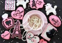 Galletas de París