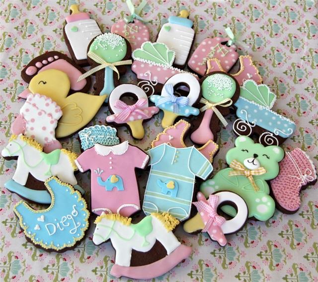 galletas decoradas de bebé Archives - Dulce sentimiento