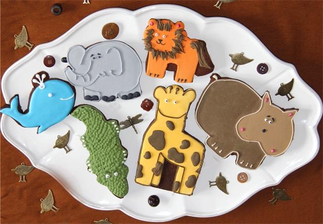 galletas animales salvajes Archives - Dulce sentimiento