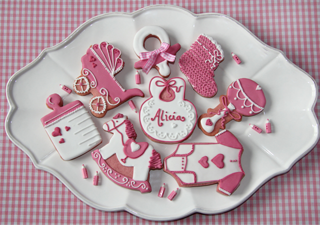 galletas decoradas bebe Archives - Dulce sentimiento