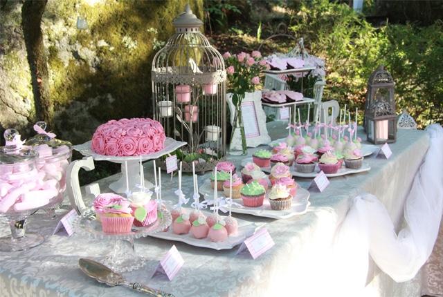 Mesa dulce de gemma y ra l - Ideas para mesas dulces de comunion ...