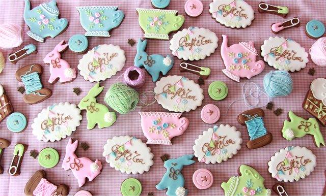 Galletas Craft & Tea