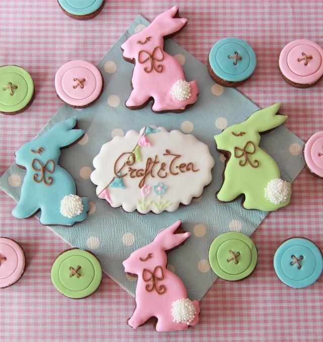 Galletas Craft & Tea