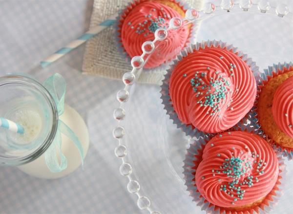 Carrot Cupcake