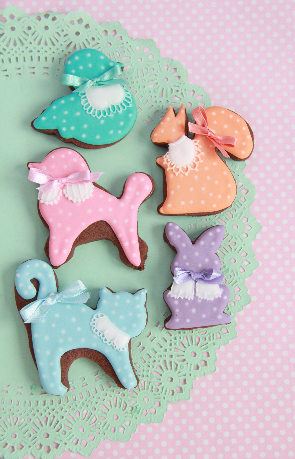 Galletas baby animals