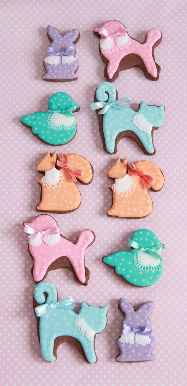 Galletas baby animals