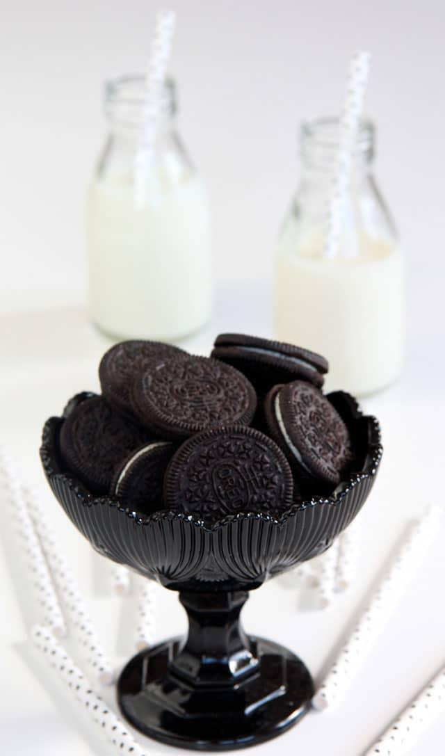 cupcakes de oreo