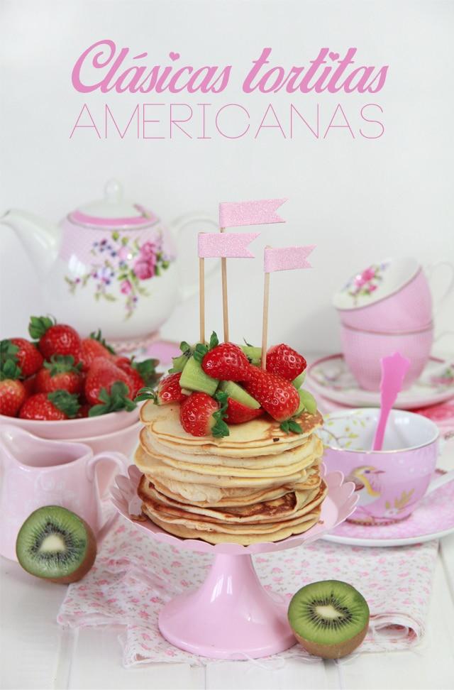 Clásicas Tortitas Americanas