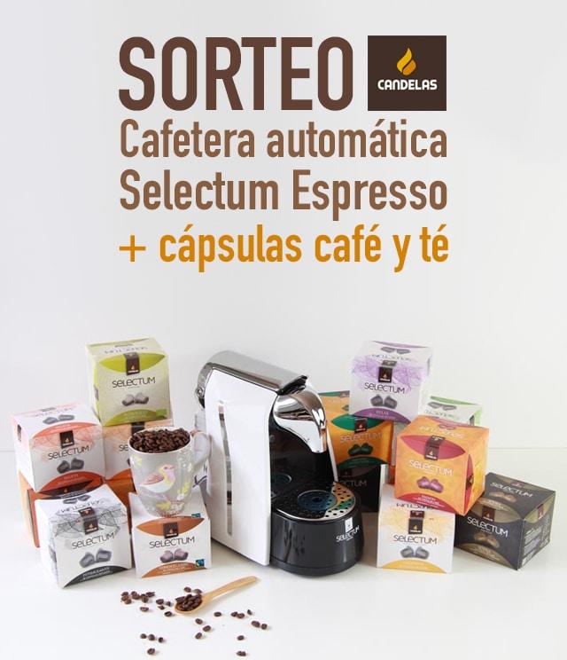 Sorteo Café Candelas