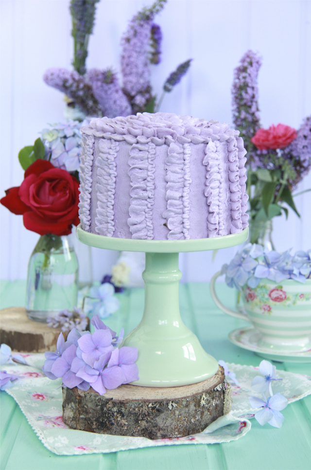 Tutorial Tarta con buttercream