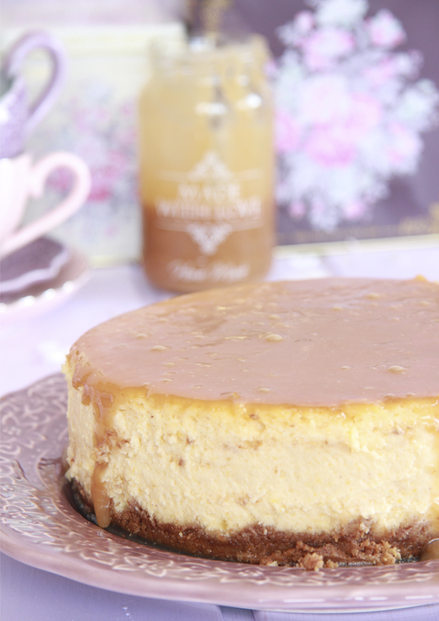 cheesecake de calabaza