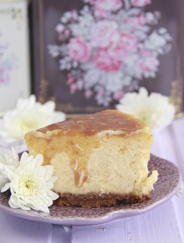 cheesecake de calabaza