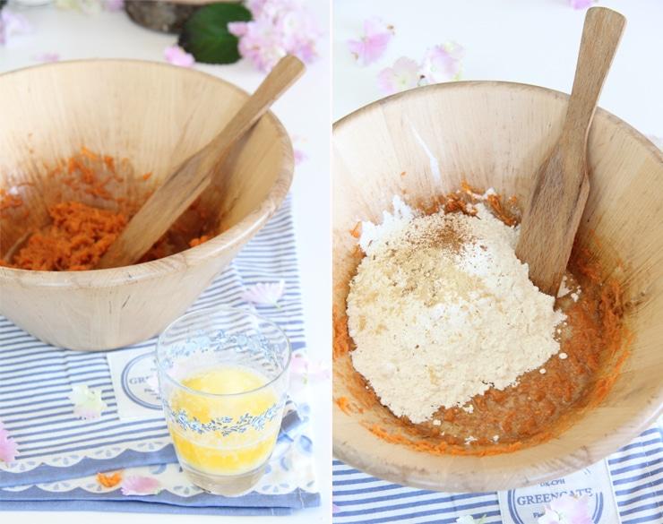 Tortitas de zanahoria receta con un sabor intenso a - Hacer ambientador casero canela ...