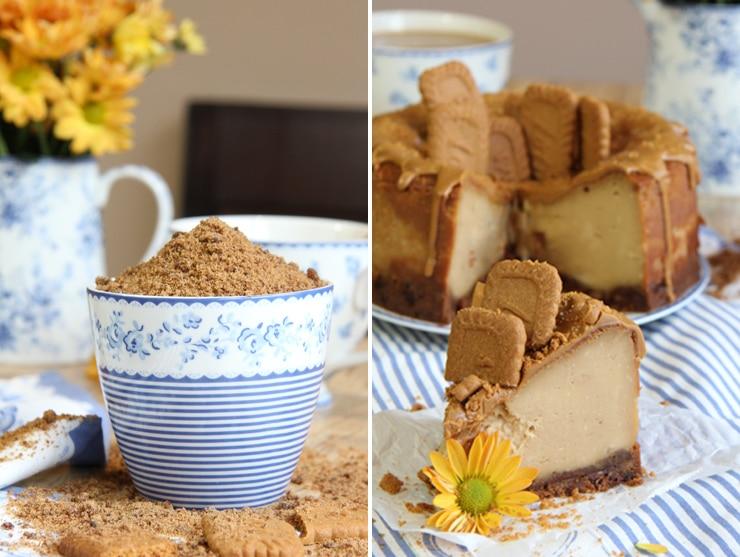 Cheesecake de Lotus