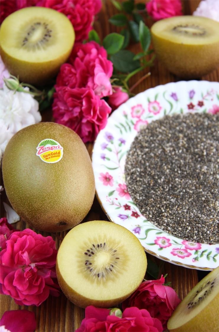 Mermelada de kiwi fitness