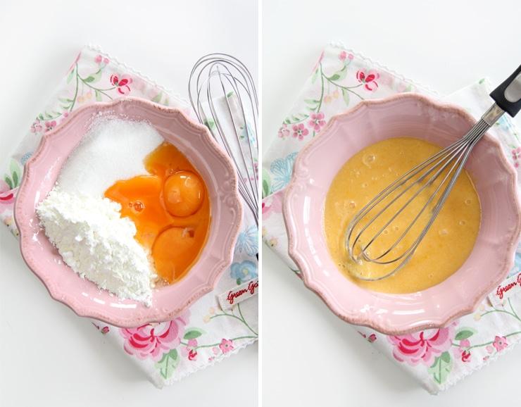 Como hacer crema pastelera casera