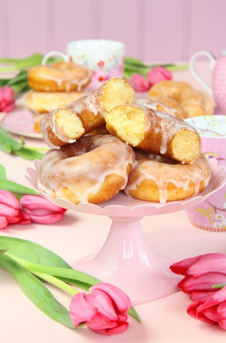 Riquísimos donuts caseros