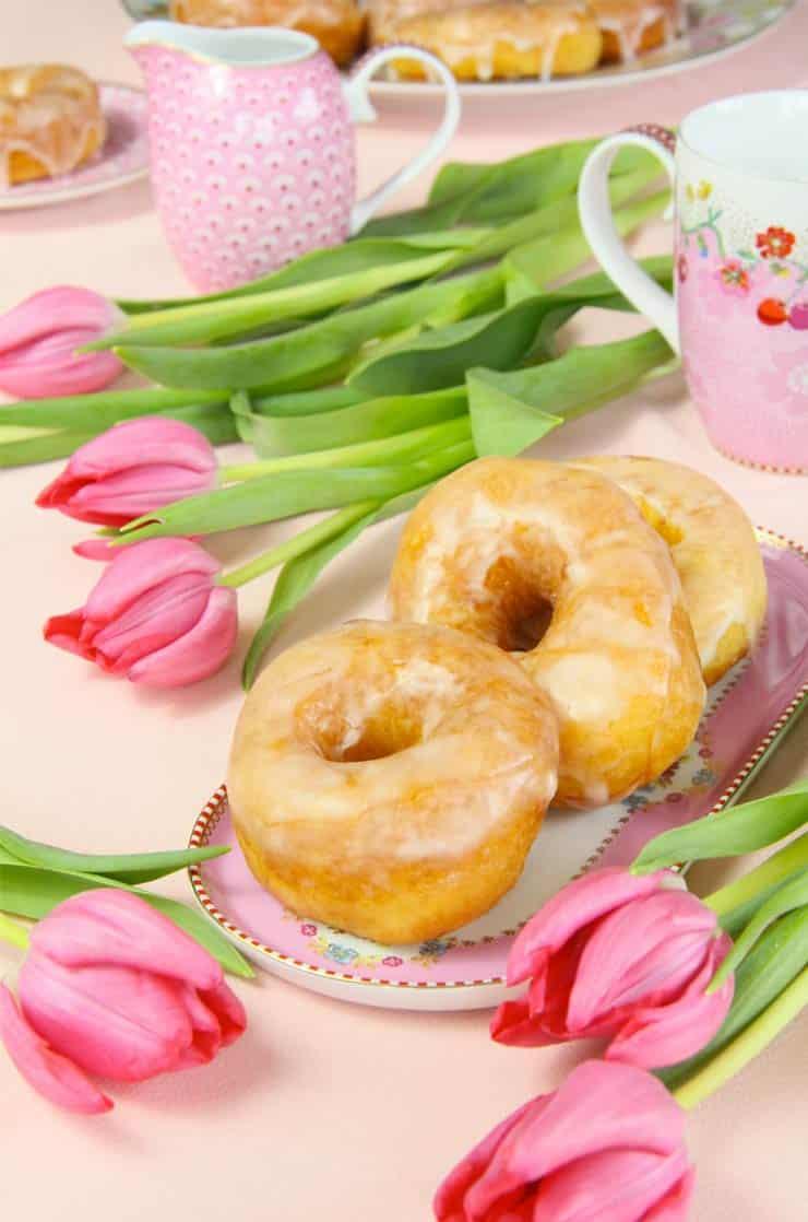 Cómo hacer donuts
