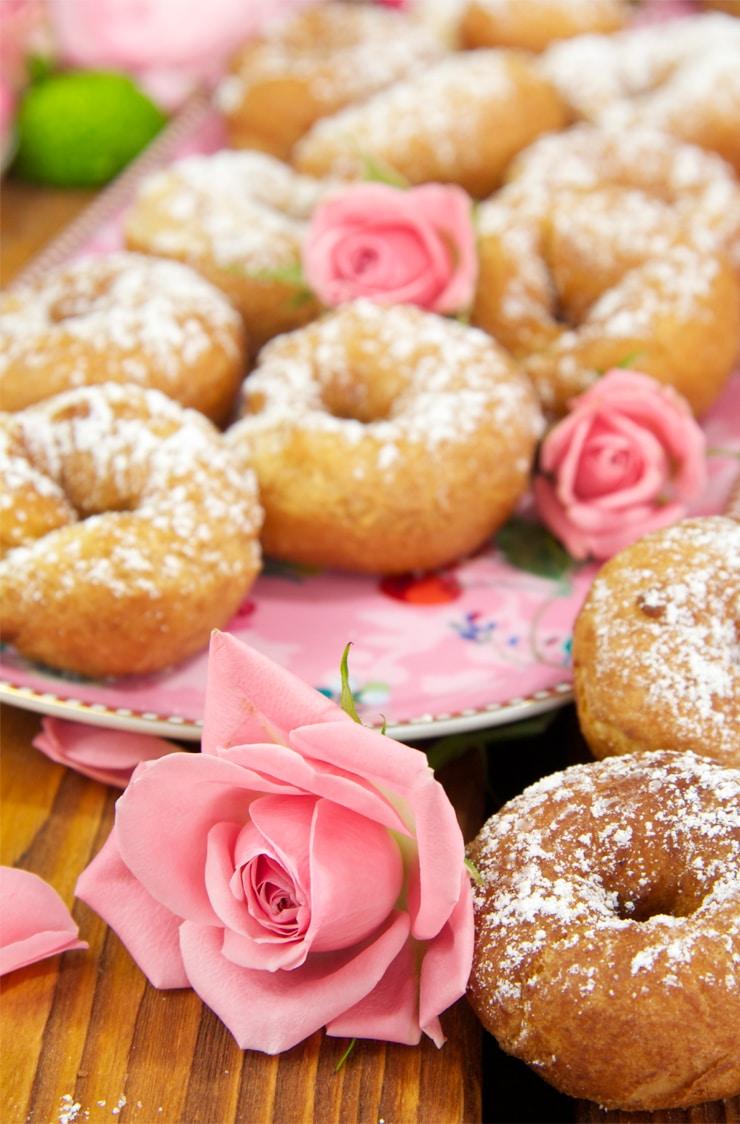 Cómo hacer rosquillas de anís