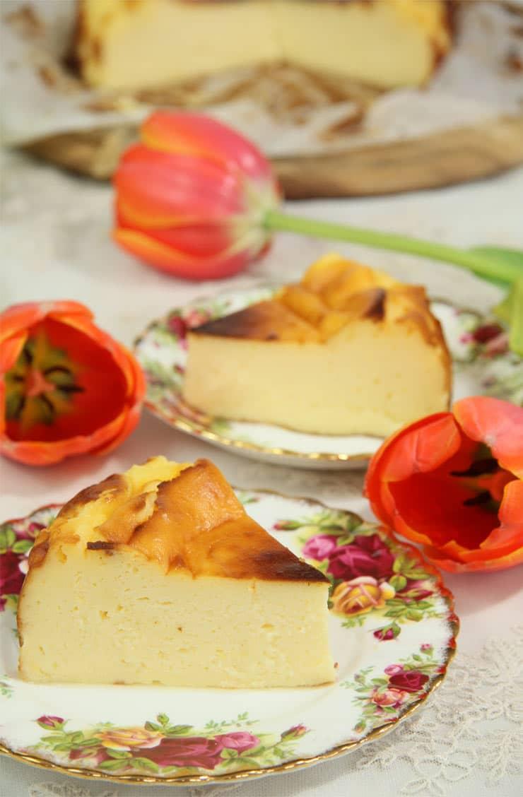 Cheesecake La Viña