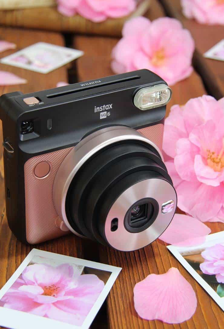 ¡Sorteo de una cámara Instax Square SQ6!